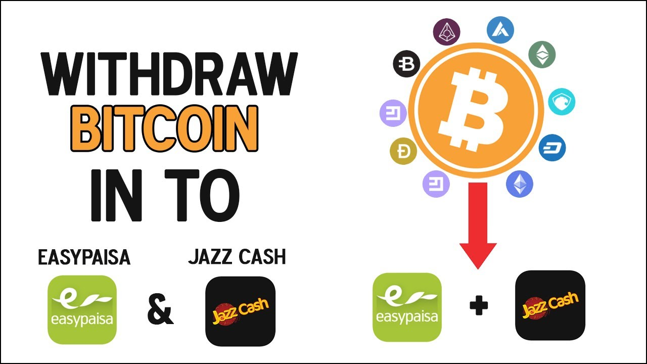 How to Bitcoin to JazzCash